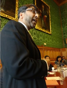 BRISLA at the House of Lords